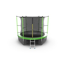 Батут Internal 10ft Green + Lower net