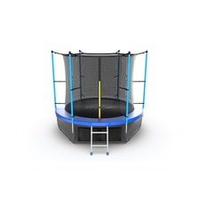 Батут Internal 8ft Blue + Lower net