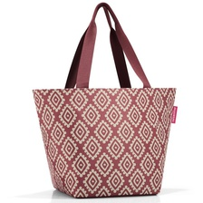 Сумка Shopper M diamonds rouge